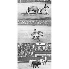 DE LA CORRIDA DE TOROS DE AYER EN MADRID. 1.-JOSELITO REMATANDO UN QUITE. 2.-BELMONTE EN UNA MEDIA VERÓNICA. 3.- LA ÚLTIMA FAENA DEL GALLO:1917 Descarga y compra fotografías históricas en | abcfoto.abc.es