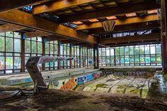 The Abandoned Resorts of New York's Borscht Belt