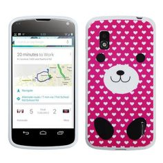 Asmyna LGE960CASKCAIM1062NP Slim and Durable Protective Cover for LG Nexus 4 E960 - 1 Pack - Retail Packaging - Dog Love Asmyna http://www.amazon.com/dp/B00AX9I23A/ref=cm_sw_r_pi_dp_f3DLub02E8RZR