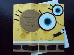 Friday, October 11, 2013 Paper Ecstasy: Sponge Bob