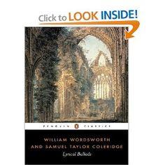 Lyrical Ballads (Penguin Classics) by William Wordsworth & Samuel Taylor Coleridge