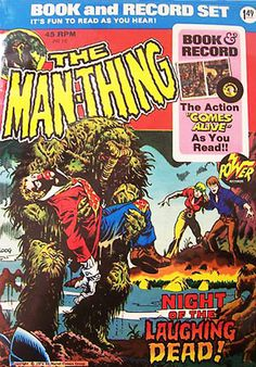 """Scar Stuff: Power Records """"The Monster Series"""" (1974)"""