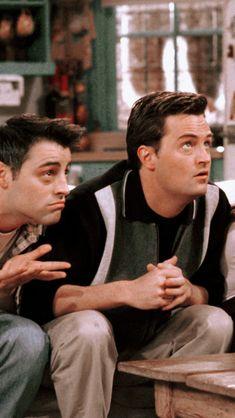 "79 Ways ""Friends"" Were Our Friends Friends Scenes, Friends Cast, Friends Episodes, Friends Moments, Friends Tv Show, Friends Forever, Matt Leblanc, Chandler Bing, Gilmore Girls"