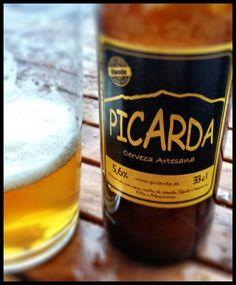 El Alma del Vino.: Cervezas : Picarda Cerveza Artesana.