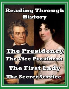 This is a three part unit by Reading Through History. In this download, the history and various roles of the Vice Presidency, the First Lady, and the Secret Service are explained. Each topic has a one or two-page reading followed by three pages of student activities which include multiple choice questions, guided reading activities, vocabulary questions, student summaries, and a student response essay question. Each lesson covers about 30 minutes of class time.