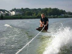 Adaptive Sports and Adventure Program Got Megan McCauley out of Her Wheelchair and into Waterskiing