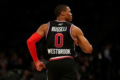 Russell Westbrook Photos: NBA All-Star Game 2015