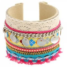 Mode en juwelen uit ibiza, Boho style, sjaals en Poncho's Boho style