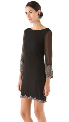 alice + olivia Frieda Beaded Dress for NYE this yr!