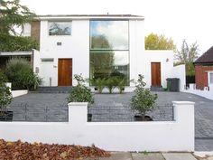 A Remodelled 1960s Semi | Homebuilding & Renovating Massive windows