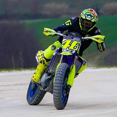 """159.6k Likes, 396 Comments - @valeyellow46 on Instagram: """"Saturday training at the Ranch   @camilss"""""""