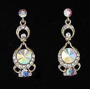 Little Girls Earrings | Little Girls Pageant Earrings