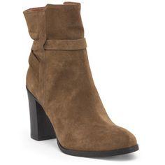 Made In Italy High Heel Bootie