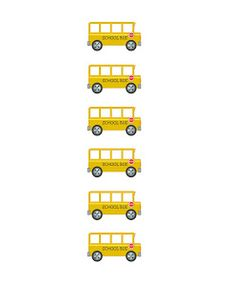 Toad's Treasures Lifestyle Family Blog by Emily Ashby: Bus Driver Gift Printable