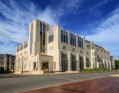 Hodge Hall at Kelley Business School, Indiana University, Bloomington, IN