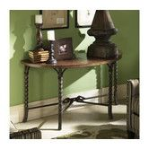 Found it at Wayfair - Medley Demilune Console Table