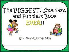 Classroom Freebies: The Best Book for Superlatives!