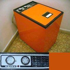 Hajdú Minimat Automata Mosógép - Retro