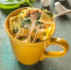 19 Foods To Make In A Mug! - TGIF - This Grandma is Fun