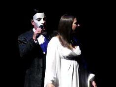 Peter Karrie and Brenna Conrad Phantom of the Opera Theme Nova Scotia