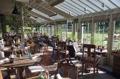 The Conservatory at The Pig