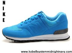 e5f3f952b1a8 Latest Listing Cheap New Balance NB MS574DGB Sonic royal Blue Grey For Men  shoes Sports Shoes