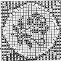 Kira scheme crochet: Scheme crochet no. 769