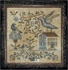 Cross Stitch Sampler Patterns, Embroidery Sampler, Cross Stitch Samplers, Cross Stitch Designs, Cross Stitching, Cross Stitch Embroidery, Quilt Patterns, Cross Stitch Geometric, Modern Cross Stitch