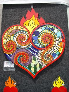 Mosaic Heart | Flickr - Photo Sharing!