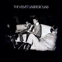 The Velvet Underground by The Velvet Underground (1969) | Community Post: 42 Classic Black And White Album Covers