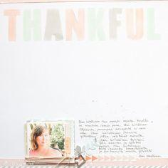 A história de ser grato