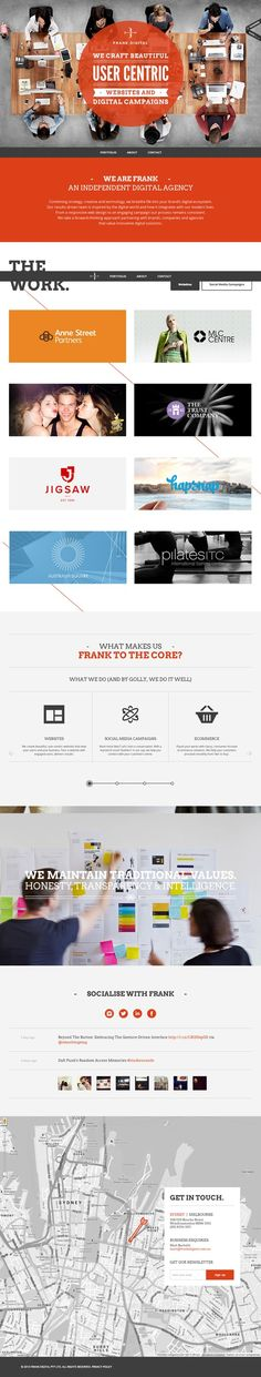 http://www.frankdigital.com.au/contact/ #inspiration