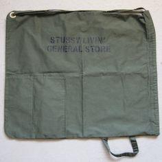 STUSSY Livin' - Laundry Bag #olive