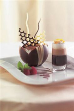 Chocolate Mousse!