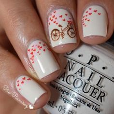 Spring nail designs are essential to brighten up your look. A new season means new nails! Bring on the spring vibes by wearing these chic spring nail designs. 17 Spring Nail Designs To Brighten Up … Nail Art Designs, Nail Designs Spring, Nails Design, French Manicure Nails, Diy Nails, Spring Nail Art, Spring Nails, Dandelion Nail Art, Romantic Nails