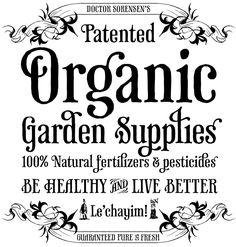 OrganicFont - LindseyBee Blog - LindseyBee