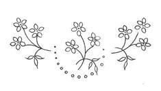 Motifs fleurs