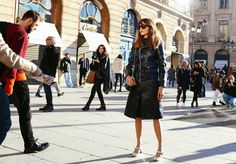 Ece Sukan | Phil Oh's Best Street Style Photos From the Couture Shows in Paris