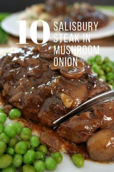 Steak Recipes Stove, Chuck Steak Recipes, Easy Steak Recipes, Ground Beef Recipes, Cooking Recipes, Hamburger Recipes, Meat Recipes, Celiac Recipes, Recipes