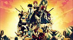Fairy Tail - Battle Music
