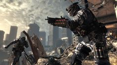 Call Of Duty: Ghosts hands-on preview and interview – 'Call Of Duty is Call Of Duty'