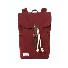 Waxed Canvas Backpack - Auburn - The Future Kept