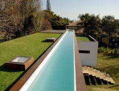 Telhado Verde - Sistema Laminar - SustentArqui