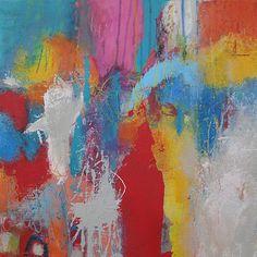 Abstrakte Kunst von Iris Rickart / Unikatbild 274