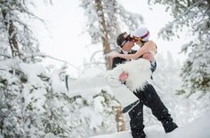A Snowboard wedding!