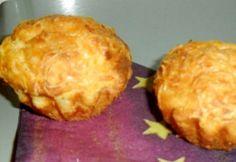 Krumplis-sajtos muffin kistücsöktől recept képpel. Hozzávalók és az elkészítés részletes leírása. A krumplis-sajtos muffin kistücsöktől elkészítési ideje: 40 perc Muffin, Ricotta, Baked Potato, Goodies, Potatoes, Yummy Food, Sweets, Cheese, Baking