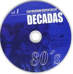 Images for Various - Los Grandes Exitos De Las Decadas 80's - 90's Vol. 5