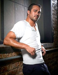 Taylor Kinney - I'm not ENTIRELY sure why all men don't look like him.