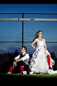 Image result for wedding photos soccer