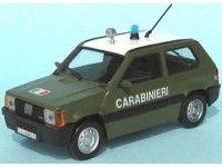 CAB51 - 1/43 FIAT PANDA 1000 FIRE 1986 VERDE MILI Fiat Panda, Police, Fire, Vehicles, Car, Law Enforcement, Vehicle, Tools